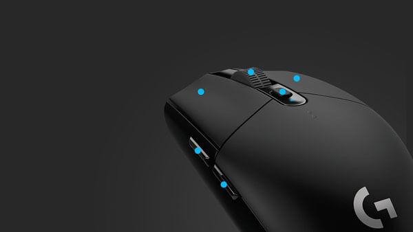 Logitech G305 Lightspeed gaming bežični miš